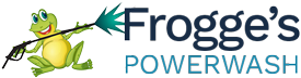 Frogges Powerwash Logo